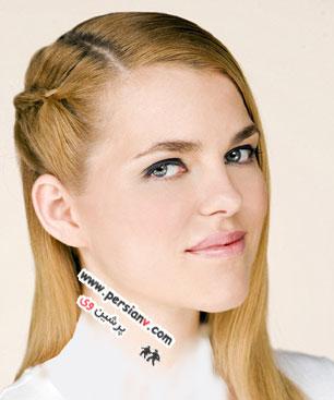روش فوری بافت موی یک طرفه
