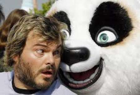 خبری عجیب از جک بلک ستاره معروف کمدی! عکس
