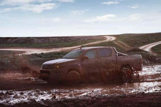 معرفی خودرو تویوتا هایلوکس مدل ۲۰۱۶  تصاویر