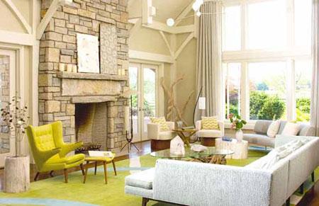 جدیدترین طراحی داخلی خانه  تصاویر