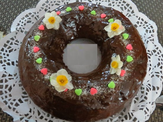 کیک کوییک میکس شیر عسلی فوری و خوشمزه!