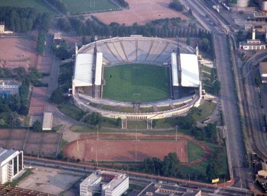 شهر و ورزشگاه میزبان رقابت های یورو 2016