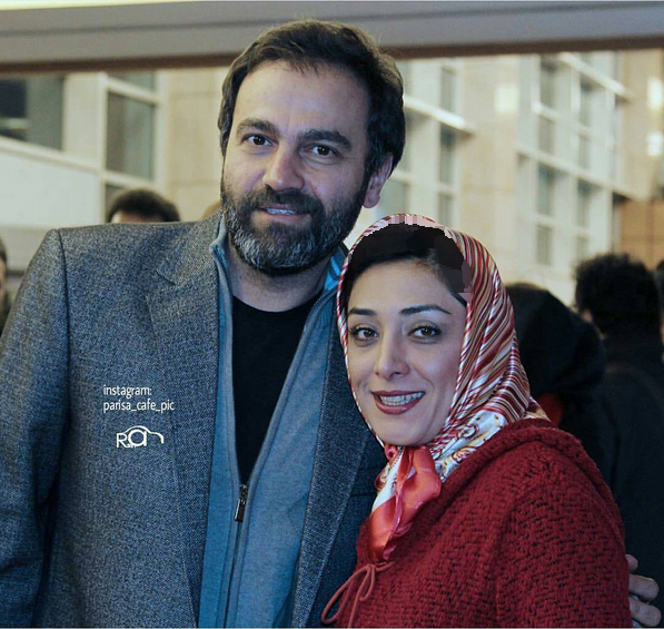 عکس های خانوادگی آرش مجیدی و همسرش میلیشیا مهدی نژاد و دخترشان
