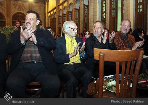 تصاویر مراسم رونمایی از آلبوم موسیقی الهام پاوهنژاد