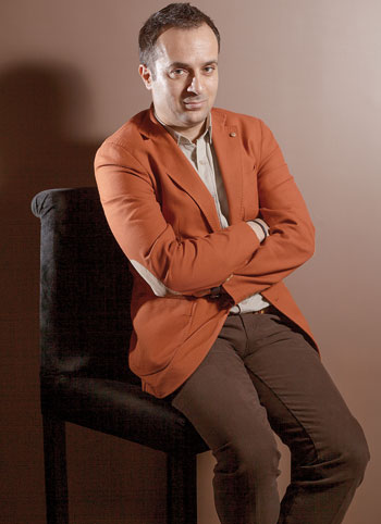 احمد مهران فر، اصلا شبیه ارسطو نیست