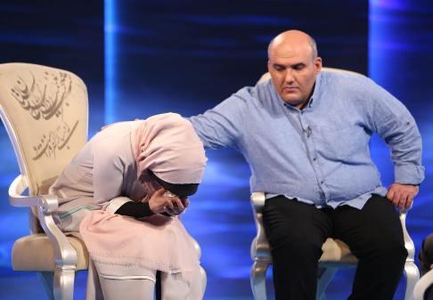 صحبت های پرستو صالحی و برادرش درباره اعتیاد پدرش در ماه عسل! تصاویر