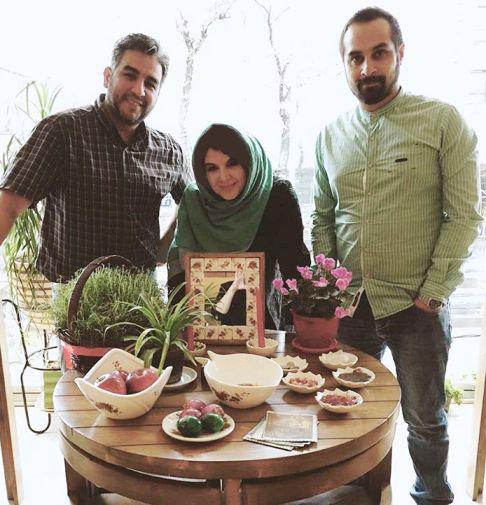 رونمایی شهره سلطانی از همسرش در صفحه شخصی اش