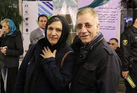 عکسهایی جدید از رویا تیموریان در کنار همسر و دخترش تصاویر