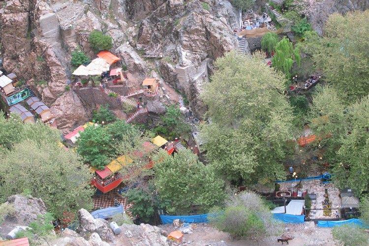 اگر به دنبال بهترین مناطق برای طبیعتگردیهای کوتاه میگردید به دربند تهران بروید