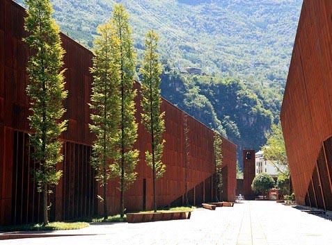 موزه یادبود زلزله ونچوان