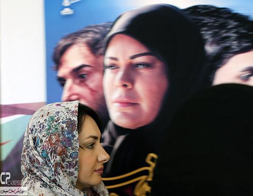هانیه توسلی در حاشیه جشنواره 33 فیلم فجر