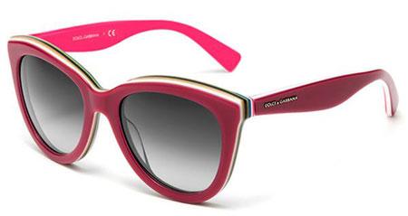 انواع مدلهای عینک آفتابی زنانه دولچه اند گابانا