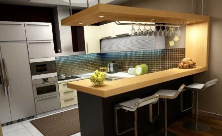 مدرن ترین کابینت آشپزخانه برای خانه شیک تصاویر