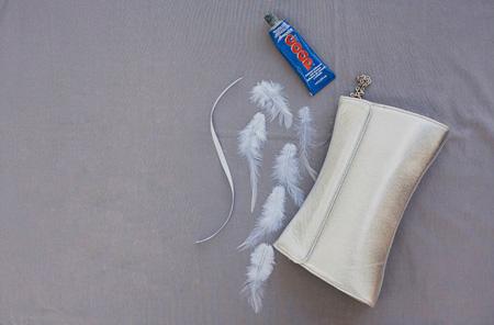 تزئین کیف های ساده با پربرای عیدنوروز