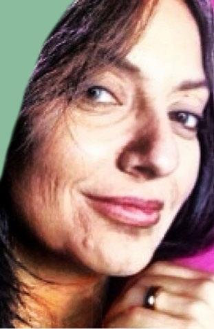 مهناز افشار در نقش یک زن شصت ساله