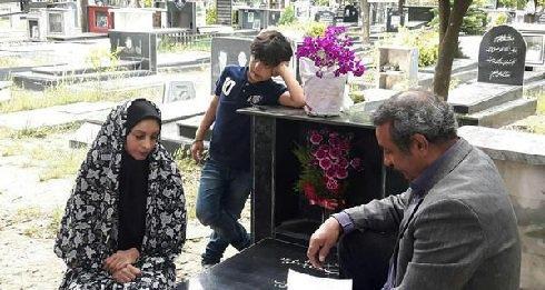 اکران فیلمی با بازی پسر هادی نوروزی! تصاویر