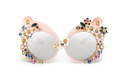مدل های عینک های عجیب وغریب D&G