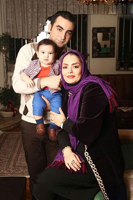 عکسهای خانوادگی سپیده خداوردی بازیگر کشورمان تصاویر