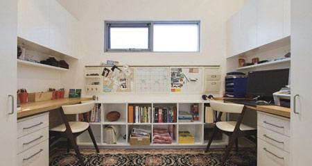 فضای مطالعه در دکوراسیون منزل کجا باید باشد؟
