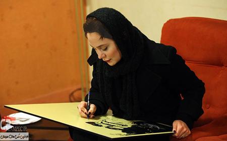 بازیگران زن در مراسم تجلیل از محمدعلی کشاورز تصاویر