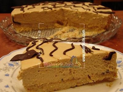 چیز کیک کارامل شیری, مخصوص دورهمی های عصرانه!