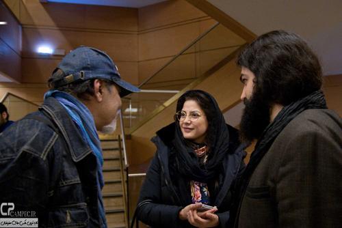 عکس های بازیگران در حاشیه جشنواره سی و سوم فیلم فجر