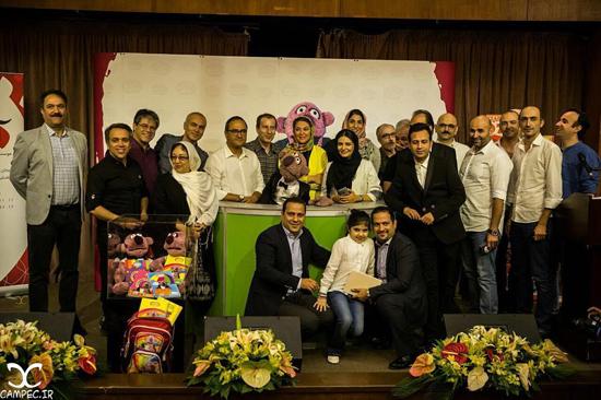 مراسم رونمایی از محصولات جناب خان با حضور هنرمندان و بازیگران مشهور