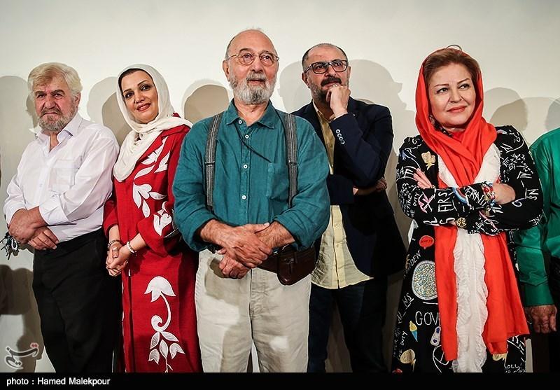 جشن تولد 63 سالگی امین تارخ با حضور هنرمندان و بازیگران مشهور