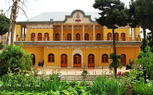زیباترین باغ های تفریحی تهران