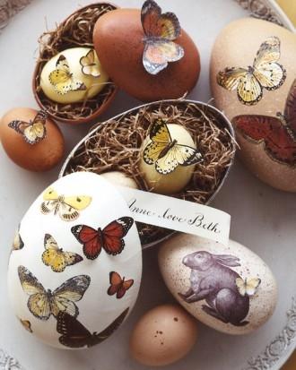 ایده های بسیاز زیبای تخم مرغ هفت سین نوروز تصاویر