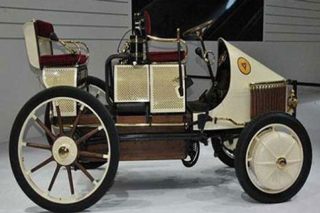 اولین خودرو پورشه قرن را ببینید عکس