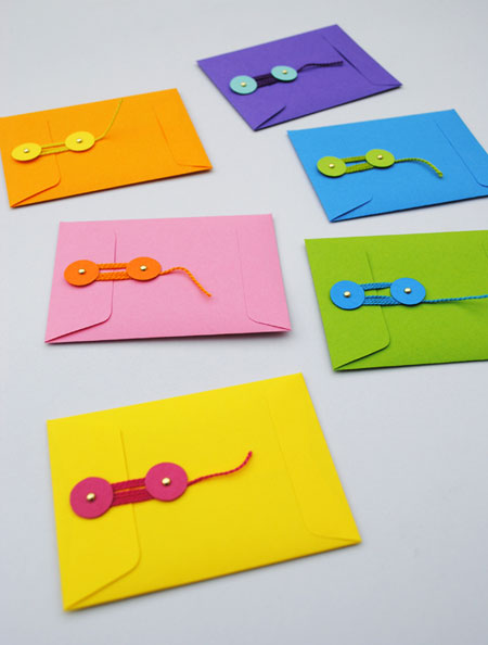 آموزش تصویری درست کردن پاکت نامه