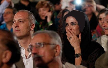 ویشکا آسایش: عاشق رضا شدم.. تصاویری از همسر و پسرش