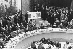 شیرین کاریهای رؤسا در سازمان ملل تصاویر