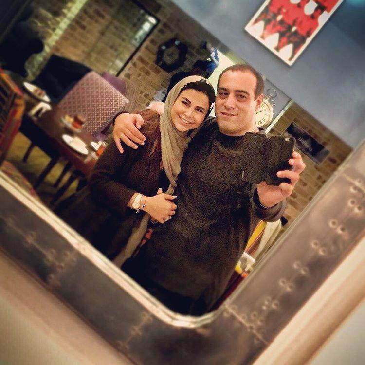عکس های جدید زوج هنرمند امیریل ارجمند و یاسمینا باهر