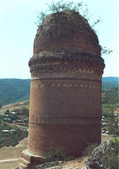 آشنایی با قلعه مارکوه شهرستان رامسر تصاویر