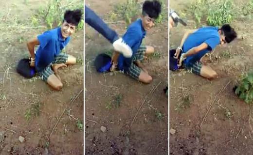 انتشار تصاویر یک جنایت هولناک در شبکههای اجتماعی
