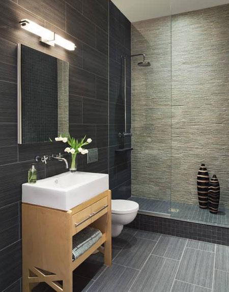 طراحی دکوراسیون حمام مدرن برای خانه های ایرانی  تصاویر