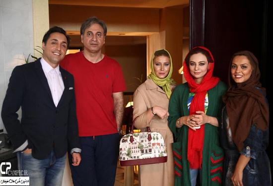 عکس های جدید و زیبای یکتا ناصر بازیگر سینما و تلویزیون