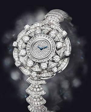 کلکسیونی از زیباترین ساعتهای لوکس زنانه برند مشهور