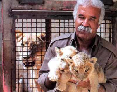 گشتی در باغ وحش تهران ( قسمت دوم ) تصاویر