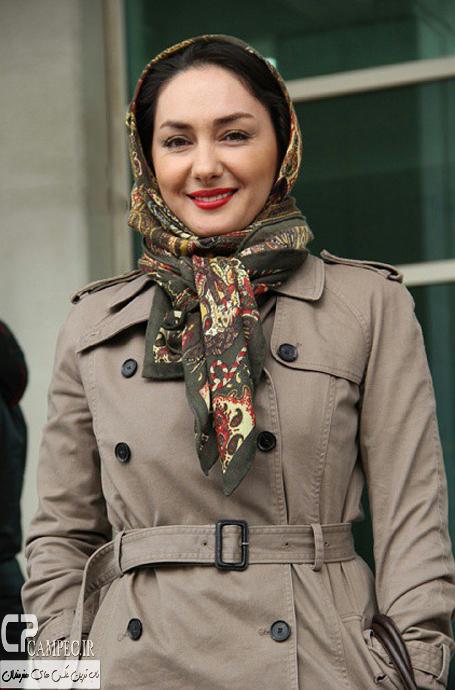 هانیه توسلی در جشنواره سی و سه فیلم فجر
