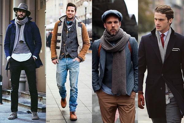 شیک ترین ترکیب برای لباس های زمستانی مردانه تصاویر