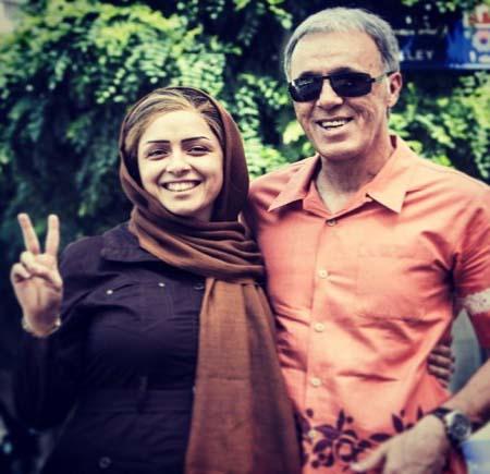 عکس های یادگاری ترانه علی دوستی