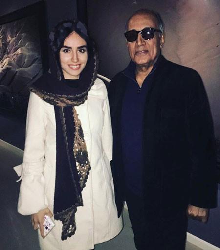 هانیه غلامی بازیگر جوان کشور تصاویر