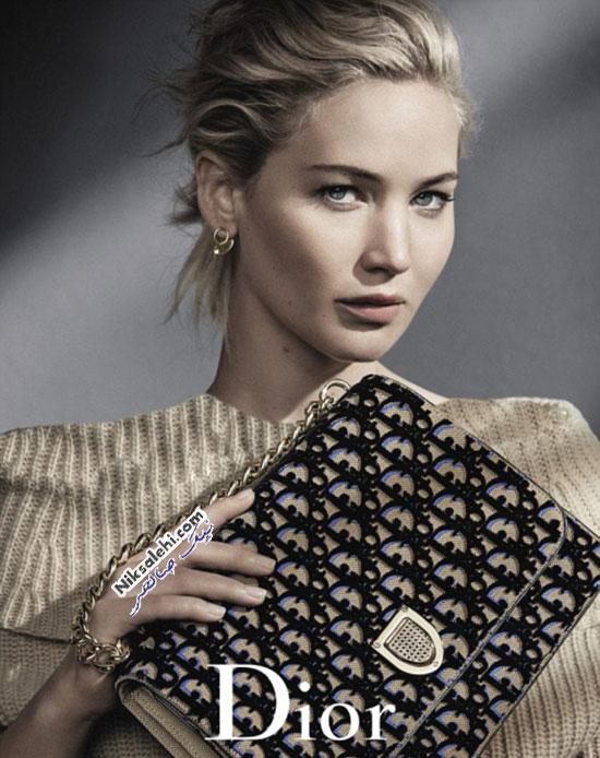 بازیگر مشهور هالیوودی در کمپین تبلیغاتی برند Dior