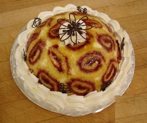 کیک شارلوت رویال,, یک کیک شیک و خوشمزه!