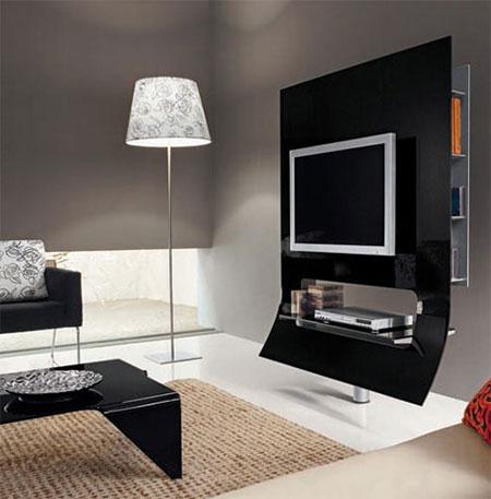 بهترین مکان قرار دادن تلویزیون  تصاویر