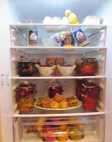 جدیدترین تزیینات یخچال عروس تصاویر