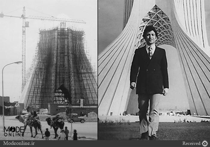 چرا برج آزادی، لباس مناسبی نیست؟